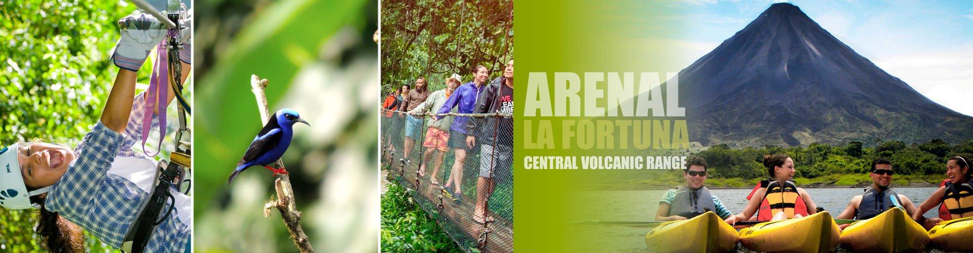 Arenal – La Fortuna