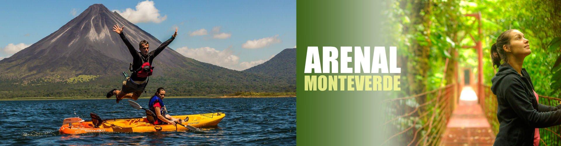 Arenal / Monteverde