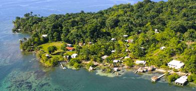 Bocas del Toro Island Hop Map 2 - Bocas del Toro Island Hop Package