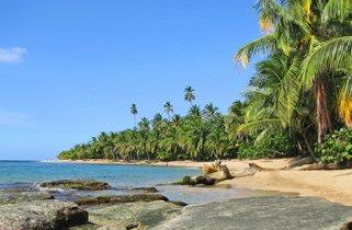 Cruzando el Pacífico y Caribe