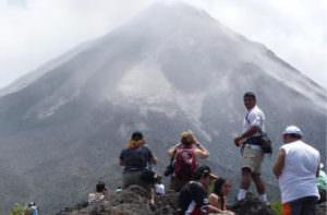 Volcano Arenal in La Fortuna Costa Rica