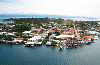 Day 1 Travel to Bocas del Toro - Bocas del Toro Island Hop Package