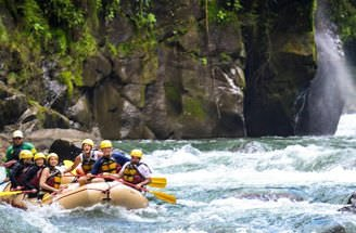 Day 1 Whitewater Rafting on the famous Pacuare River - Caribbean Coast Explorer