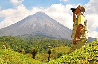Day 2 Pristine Green and Arenal Volcano - Pristine Green & Arenal Volcano Package