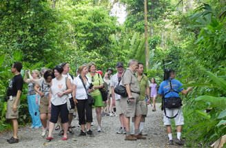 Day 4 – Manuel Antonio - Pacific Caribbean Trek