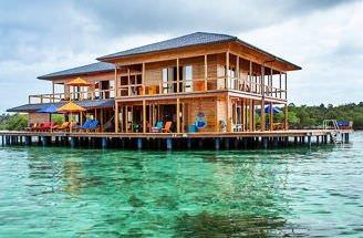 Day 4 – Travel to Bocas del Toro - Caribbean Coast Explorer