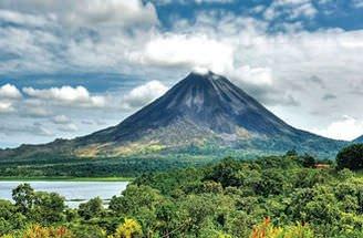Day 4 Pristine Green and Arenal Volcano - Pristine Green & Arenal Volcano Package