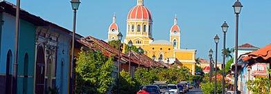 Granada Nicaragua - Nicaragua Voyager Packages