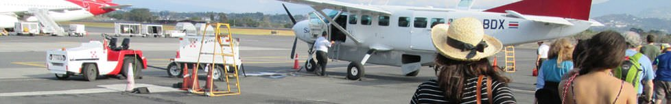 Liberia Flights