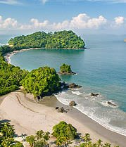 Manuel Antonio Central Pacific - DESTINATIONS