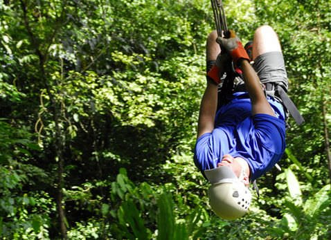 Manuel Antonio Eco Canopy Zipline Slide 1 - Manuel Antonio Eco Canopy & Zipline