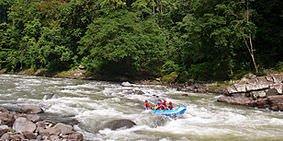 Pacuare Rafting 1 - Puerto Viejo - Cahuita