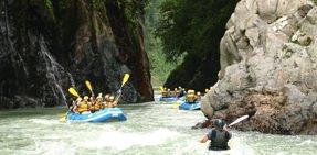 Rafting Trans - Arenal - La Fortuna