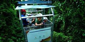 Sky Tram Sky Trek 3 - Arenal - La Fortuna