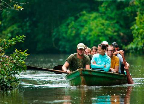 Tortuguero Excursions Slide 6 - Tortuguero Excursions