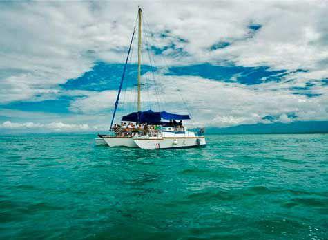 Trimaran Sailing Snorkeling Tour 1 - Trimaran Sailing & Snorkeling Tour
