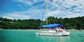 Trimaran Sailing Snorkeling Tour 4 - Manuel Antonio