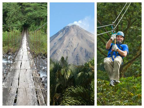 Arenal collage c w500h375 - Arenal