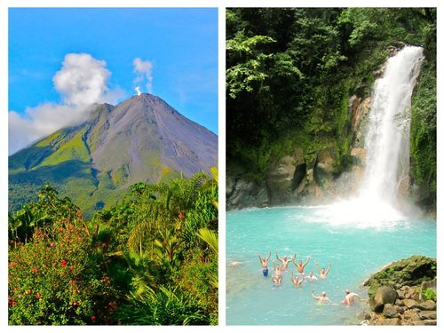 Costa Rica Collage 6 c w500h375 - Dates and Prices
