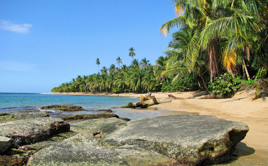 5beaches 01 856x530 - Caribbean Tours in Costa Rica - The Best Adventures