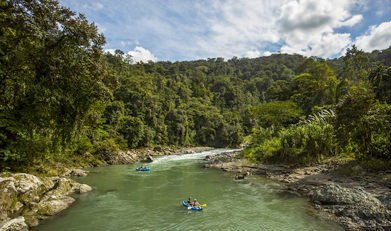 Pacuare River - Caribbean Coast Explorer