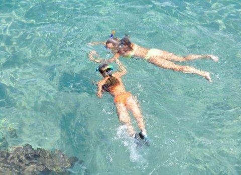 cahuita Tour 4 - Cahuita Boat, Snorkel & Hiking Trip