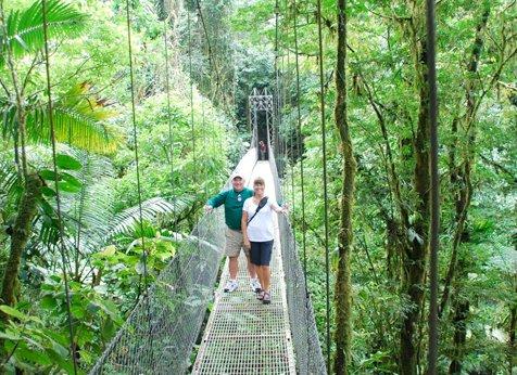 Arenal Hanging Bridges 01 - Arenal Hanging Bridges Walking