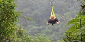 Canopy Zipline San Luisr - San José