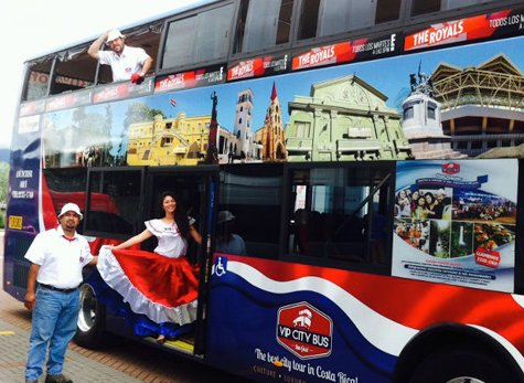 City Tours 02 - San Jose VIP City Tour Bus