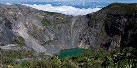 Irazu Volcano Orosi tour - San José