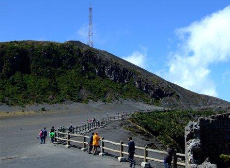 Irazu Volcano Orosi - Irazu Volcano/Orosi Valley/Lankester Garden