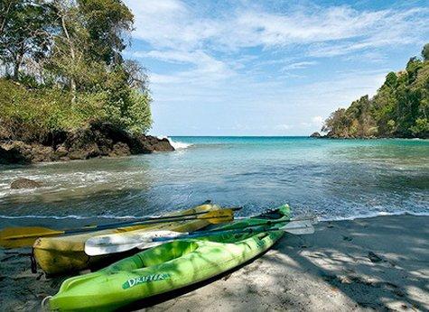Manuel Antonio Ocean Kayak Snorkeling 01 - Manuel Antonio Ocean Kayak & Snorkeling