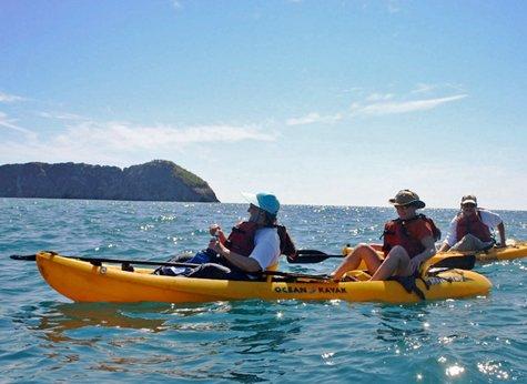 Manuel Antonio Ocean Kayak Snorkeling 02 - Manuel Antonio Ocean Kayak & Snorkeling