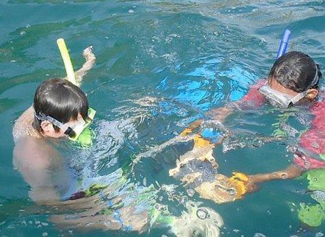 Manuel Antonio Ocean Kayak Snorkeling 04 - Manuel Antonio Ocean Kayak & Snorkeling