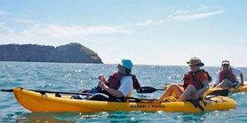 Manuel Antonio Ocean Kayak Snorkelingt - Manuel Antonio