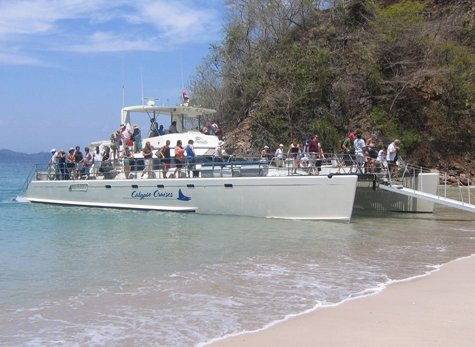 Isla Tortuga 01 - Calypso Tortuga Island