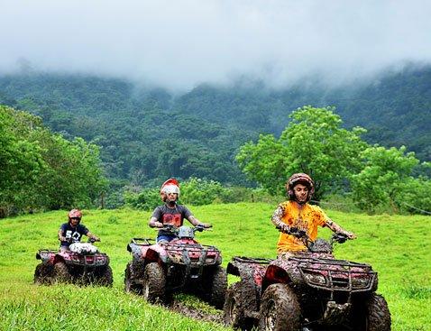 Arenal ATV B - Arenal ATV Tour - Single Rider