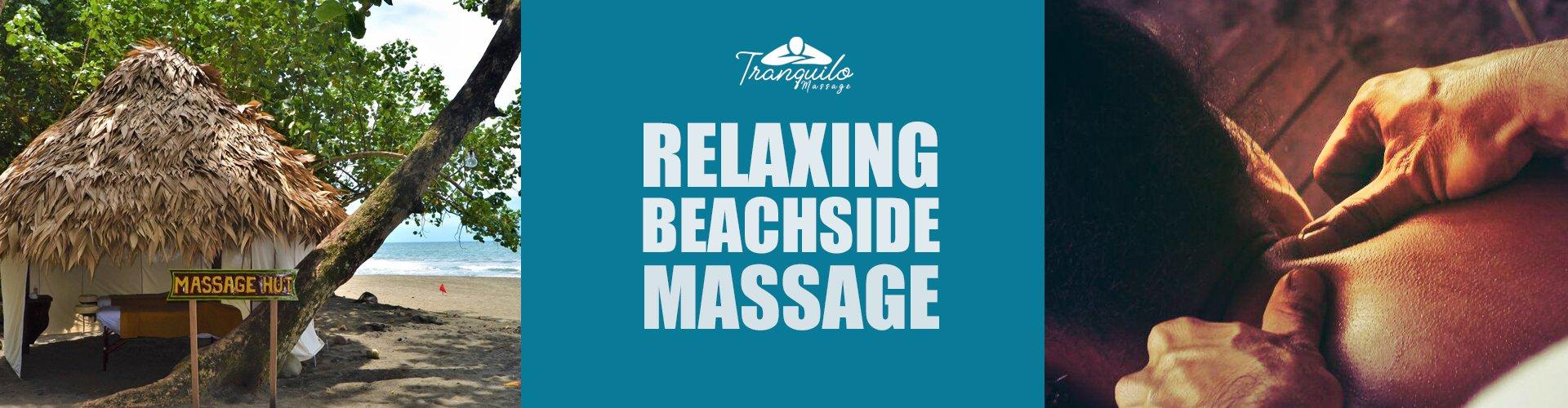 Banana Azul Relaxing Beachside Massage