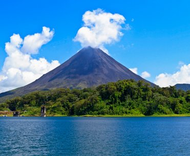 Arenal Volcano - The Road Less Traveled
