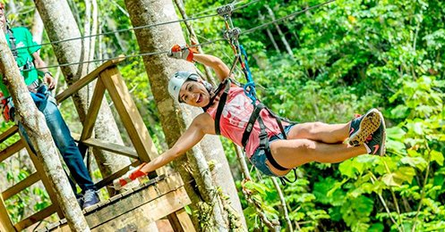 CFT Caribbean Canopy Zipline - Caribbean Tours
