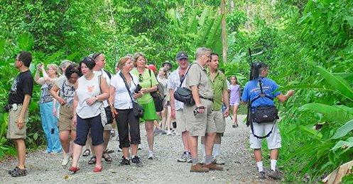 CFT Hike to Manuel Antonio - Pacific Coast Tours