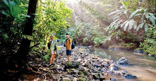 CFT Hiking Corcovado - Pacific Coast Tours