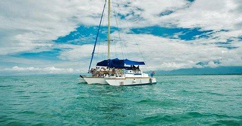 CFT Trimaran Sailing - Pacific Coast Tours