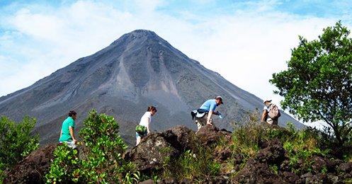 CFT Arenal Hiking Hot Springs - Arenal / Monteverde