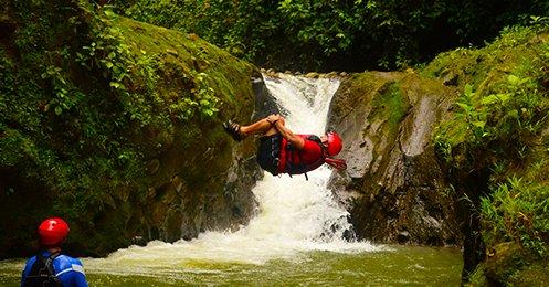 CFT Gravity Falls - Arenal / Monteverde