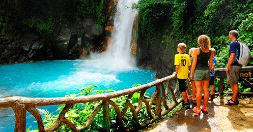 CFT Rio Celeste - Arenal / Monteverde