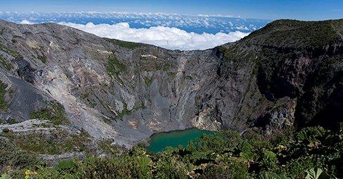 CFT Irazu Volcano Orosi Valley - San José Central Valley