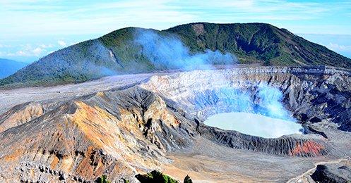 CFT Poas Volcan - San José Central Valley
