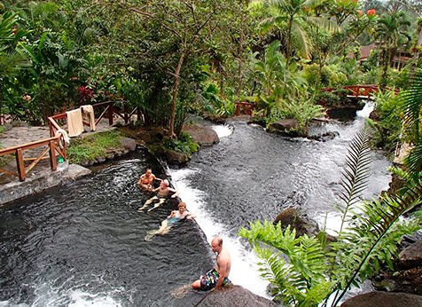 Arenal Tabacon 03 - Day Tour Arenal Volcano with Tabacon Hot Springs