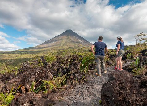 Arenal Tabacon 05 - Day Tour Arenal Volcano with Tabacon Hot Springs